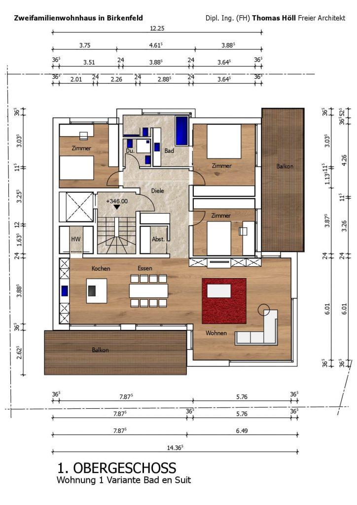 Eigentumswohnungen in Birkenfeld 01