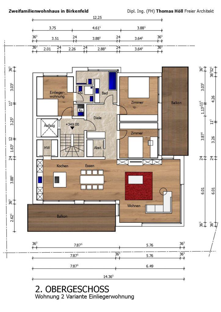 Eigentumswohnungen in Birkenfeld 02